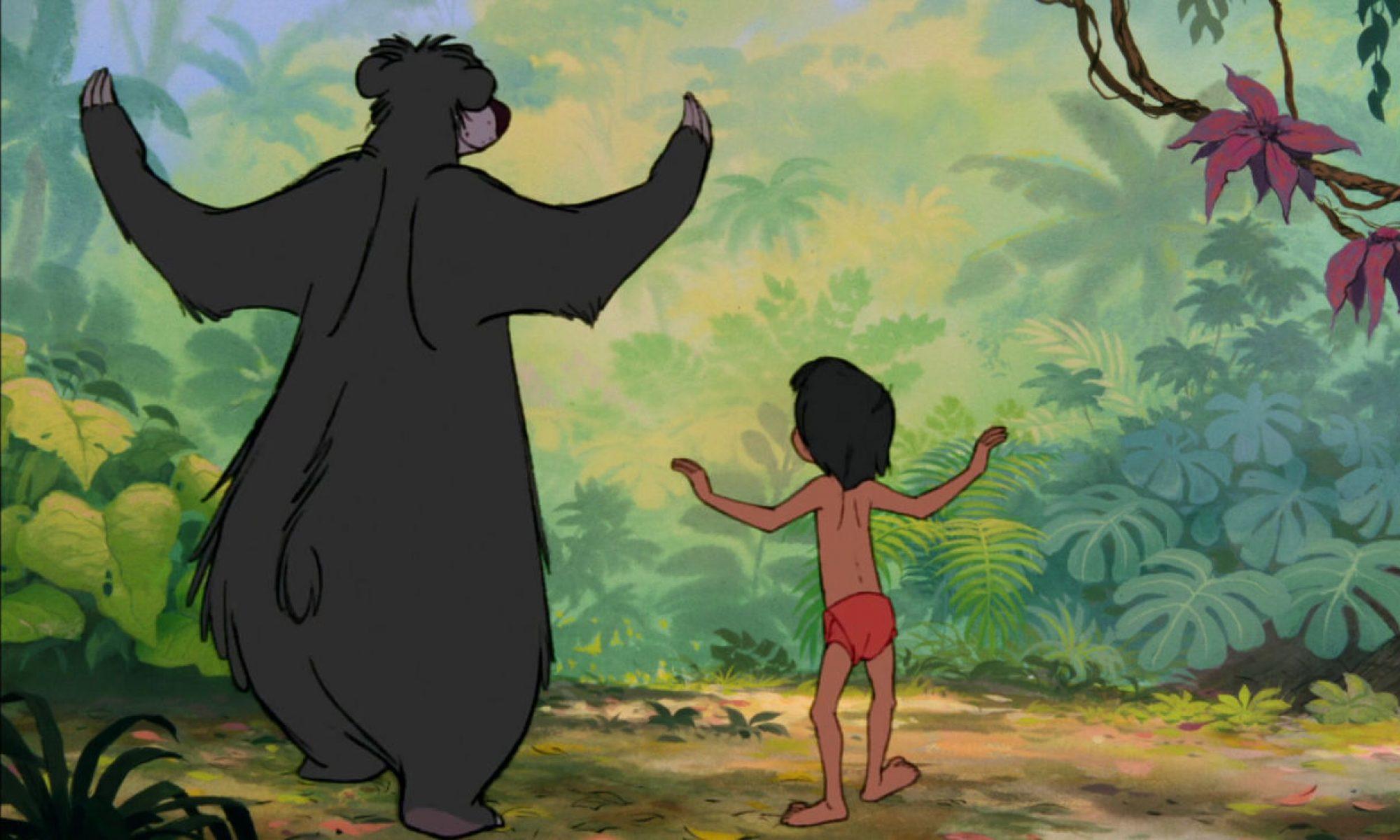 Dansen met een beer